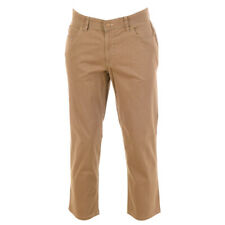 HILTL Jeans Light Brown Cotton Blend Size 50 / 34 RRP £119 BW 601
