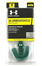 Under Armour Youth Fit ArmourShield MouthGuard Green With Strap R-1-1103-Y