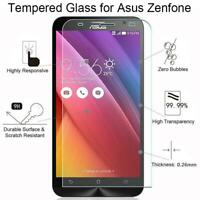 PELLICOLA VETRO TEMPERATO PER ASUS ZENFONE 2 LASER ZE500KL TEMPERED GLASS LCD