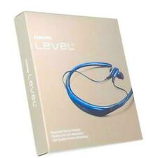 Genuine Samsung Level U Wireless Bluetooth Neckband In-Ear Headphones -Blue