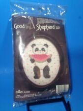 839887cc9c1 Good Shepherd Cross Stich Kit No. 83541 Watermelon Panda Oval Frame NEW  453B1