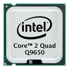 Intel Core 2 Quad Q9650 (4x 3.00GHz) SLB8W CPU Sockel 775    #1521