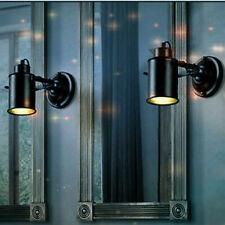 Retro Vintage Wandspot Wandleuchte Antik-Stil Wand Lampe Leuchte Loft E27 CO