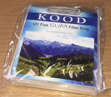 Kood 40.5mm slim-rim UV filter, boxed & sealed