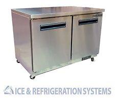 "Sun Ice 48"" Commercial Undercounter Reach In Refrigerator Cooler SUNUR48"