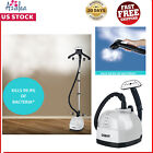 Upright Fabric Steamer Portable Handheld Steam Cleaner Clothes Garment Iron photo