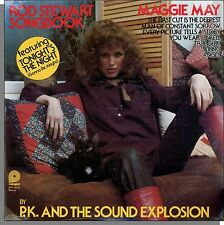 PK and The Sound Explosion - Rod Stewart Songbook - New 1977 Pickwick LP Record!
