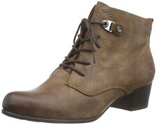Marco Tozzi Women's Cold lined classic boots brown (Muscat-Antic) 4 UK 37 EU