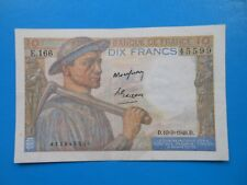 10 francs mineur 10-3-1949 F8/20  SUP