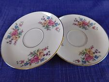 Heinrich H&C 16260 Saucers Lot of Two 2 have more items to this set