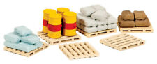 Ratio 514 - Pallets, sacks and barrel loads OO / HO Model trains