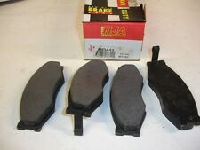NJA MD441 FRONT Brake Pads