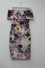 Asos Vestido Floral UK 10