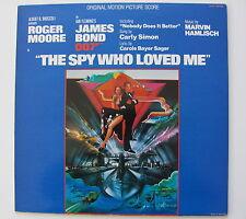 JAMES BOND .......THE SPY WHO LOVED ME .......BO ... LP
