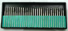 Schleifstifte Schleifkörper Diamantfräserbits Fräserbits set Glas, Keramik,Stahl
