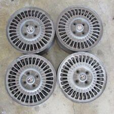 Set 4 cerchi lega d'epoca Cromodora 5,5Jx13 4x98 Alfa Romeo (17497 20Y-2-D-1)