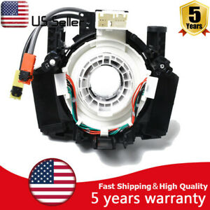 PSC0416 For 2007-2012 NISSAN SENTRA 2.0L Air Bag Clock Spring Cruise & Functions