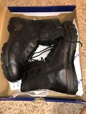 Bates Men's TACTICAL SPORT Durable Leather and Nylon Black Boots E02261