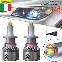 8-Lati 360° H7 110W 40000LM Lampade A LED Da Auto Fari Lampadine Xeno Bianca