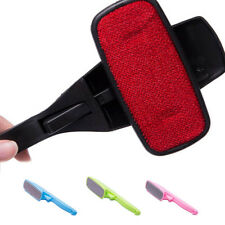 Magic Clothes Brush -(2x Brushes) Brush Lint Fluff Cleaner Dust Pet Hair Remover
