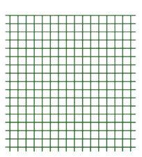 VERDELOOK Rete metallica multiuso plastificata Plastiquadra recinzioni 0.5x25 m