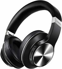 Hybrid Active Noise Cancelling Headphones, VANKYO C751 Over Ear Wireless Bluetoo