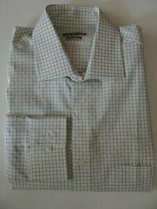 NWT Van Heusen Mens Flex Regular Fit Long Sleeve Dress Shirt