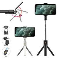 Upgraded Adjustable Selfie Stick Tripod Desktop Stand Desk Holder For Cell Phone