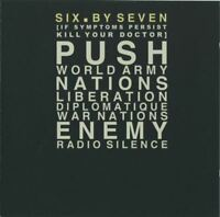 SIX BY SEVEN if symptoms persist, kill your doctor (CD, Album) Indie, Rock,