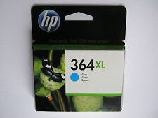 HP No. 364XL Inkjet Cartridge Page Life 750pp Cyan Ref CB323EE #ABB