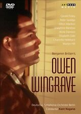 USED (LN) Owen Wingrave (2013) (DVD)