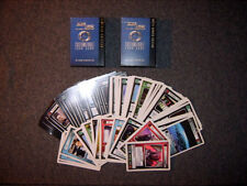 Star Trek Next Generation Card Game Limited & White Border Starters New + Extras