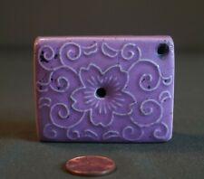 Fine Early 1900 ~1920's Pinkish Purple Color Porcelain Korean Water Dropper