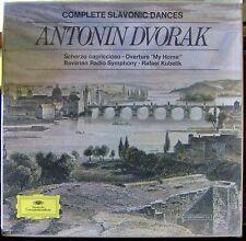Dvorak/Kubelik    Complete Slavonic Dances  3 lps  DG