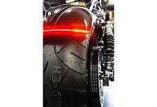 1x Flexible Audi Style Neon Red Tube DRL LIGHT FOR YAMAHA FAZER