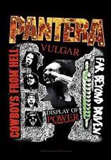 Pantera albums Textile Poster Flag