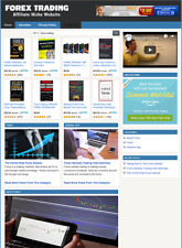 FOREX TRADING - Affiliate Information website For Sale - Free Installation