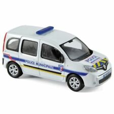 RENAULT KANGOO 2013 POLICE MUNICIPALE VITRE YELLOW BLUE NOREV 511324 1/43
