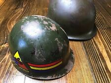 M1 Pot Helmet and Liner USATC ARMOR
