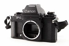 Exc+++ Canon New F-1 Body SLR 35mm Film Camera AE Finder Body Japan #209750