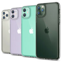 iPhone 11, 11 Pro, 11 Pro Max Case | Spigen® [Ultra Hybrid] Clear Slim Cover