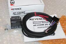 KEYENCE  AP-C33WP  Digitaler Drucksensor  APC33WP   OVP,   NEU