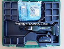Greenlee Gator ETS12L11 Battery Hydraulic Bolt Lock cutter cordless tool ETS12