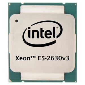 Intel Xeon E5-2630 v3 (8x 2.40GHz) SR206 CPU Sockel 2011-3   #110642