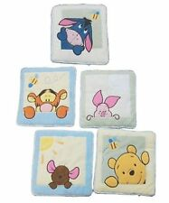 POOH SOFT and FUZZY WALL HANGINGS