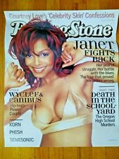New ListingJanet Jackson Rolling Stone Poster_Nmint_Rare_Clean_V tg_Htf_See My Other Items!