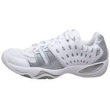 Prince T22 Women's Tennis Shoes Sz 6 NEW 8P985862 White/Silver Sharapova Serena
