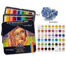 Prismacolor 3598T Premier Colored Pencils, Soft Core - 48 Pack