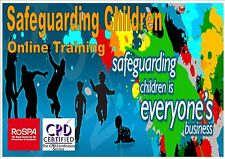 Safeguarding Children Health & Safety online computer based E-learning ROSPA