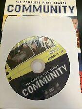 Community - Season 1, Disc 3 REPLACEMENT DISC (not full season)